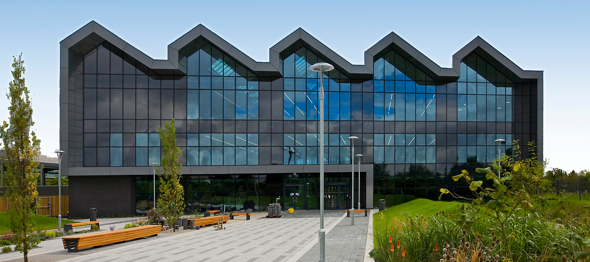National College for High Speed Rail, Doncaster