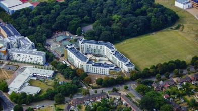 Blackdale student accommodation UEA