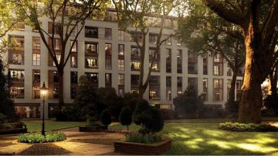 Ebury Square, Belgravia, London
