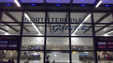picture: North Terminal, Gatwick