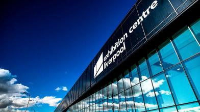 Exterior, Liverpool Exhibition Centre