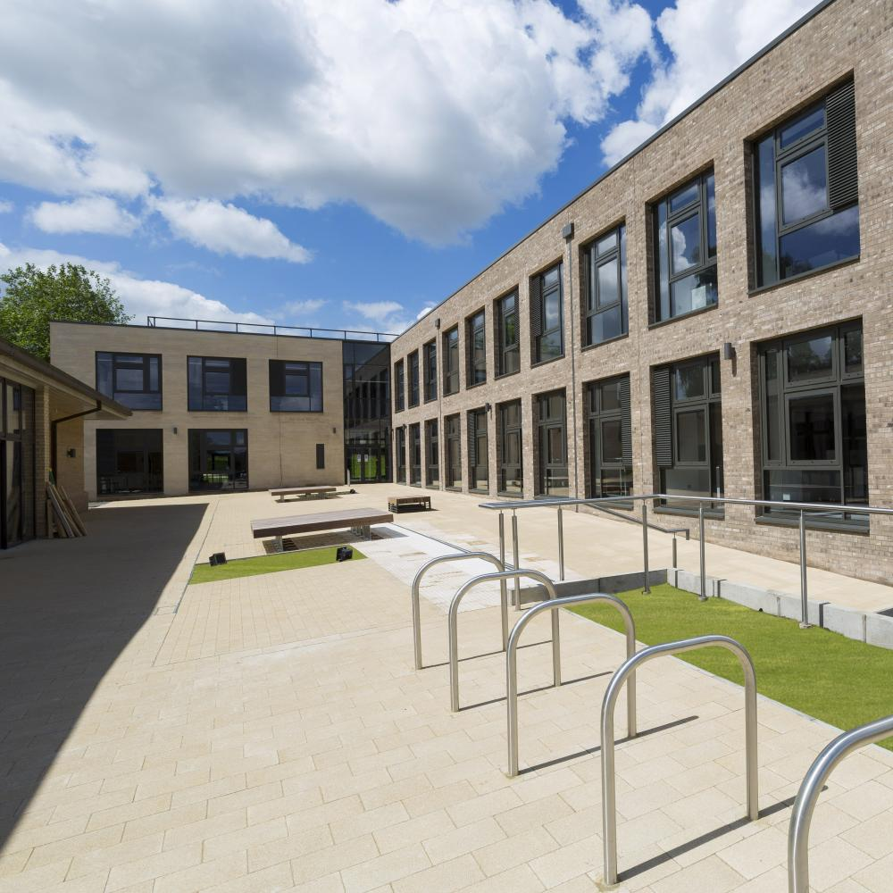 Oundle School science facility