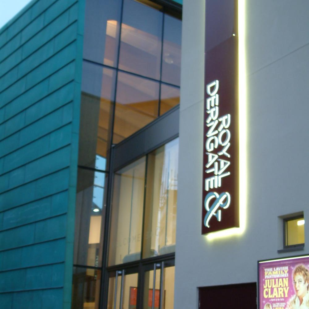 Royal and Derngate theatre, Northampton