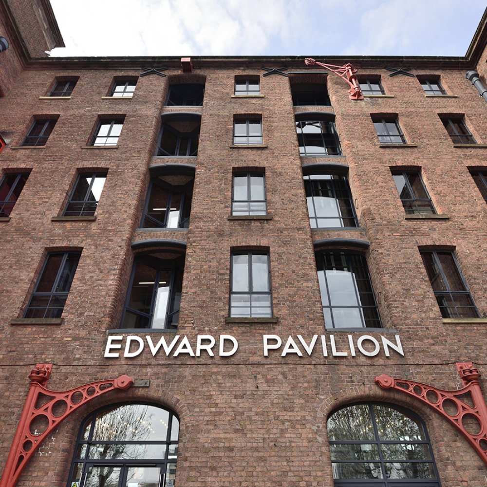 Clockwise, Edward Pavilion, Liverpool