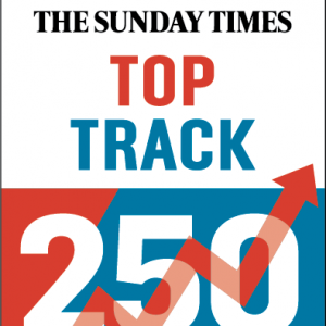 Briggs & Forrester Group rank No.112 in Sunday Times Grant Thornton Top Track 250