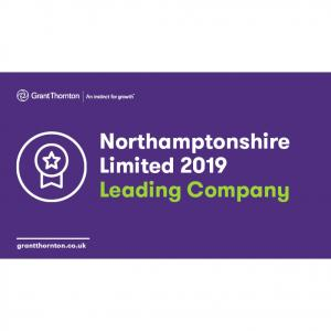 Briggs & Forrester named as a Top 100 company in Northamptonshire Limited report by Grant Thornton UK