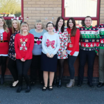 CES in their jumpers!