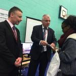 Northampton College careers event March 2016