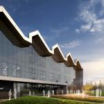 National College for High Speed Rail, Doncaster, building services