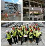Cranfield, AIRC, topping out