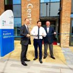 Opening of the Brooklands Healthcare project