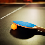 Ping pong Briggs and Forrester tournament